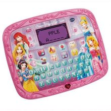 Disney princess magic light tablet
