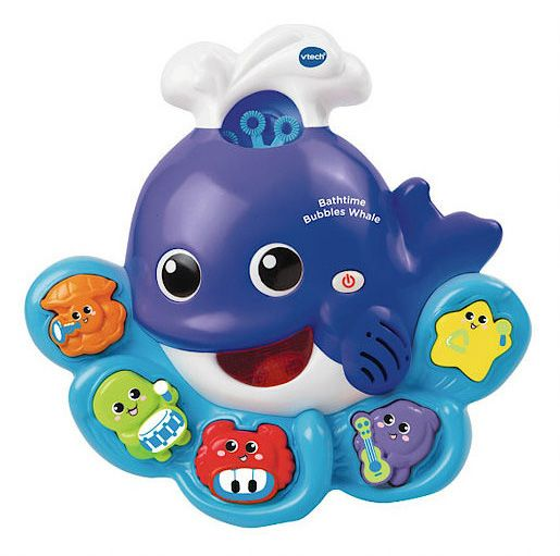 Vtech Vtech Bath Time Bubbles Whales