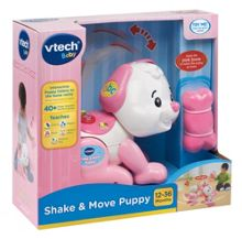 Vtech Shake & Move Puppy Pink