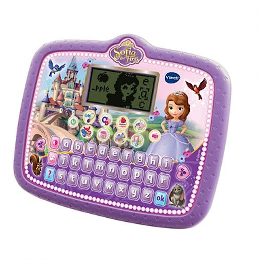 Disney sofia the first - royal learning tablet