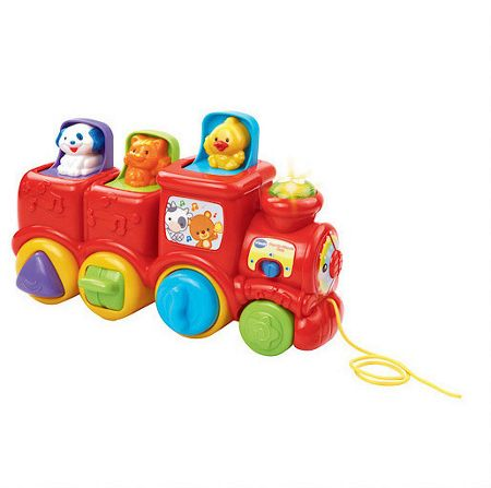 Vtech Pop Up Friends Train