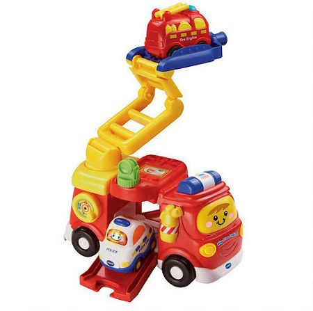 Vtech Toot Toot Driver Big Fire Engine