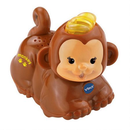 Vtech Toot toot animals - monkey