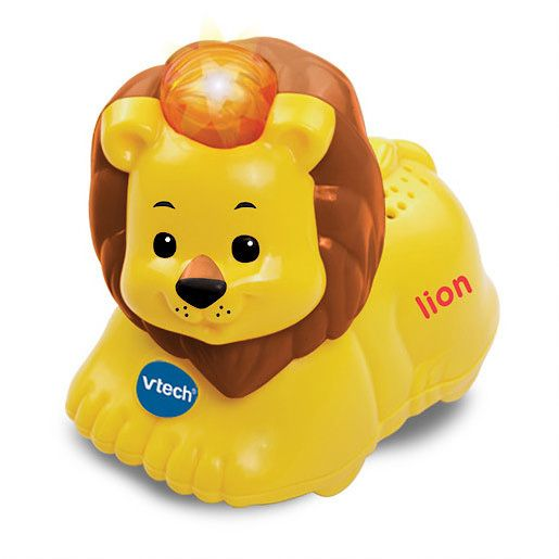 Toot toot animals - lion