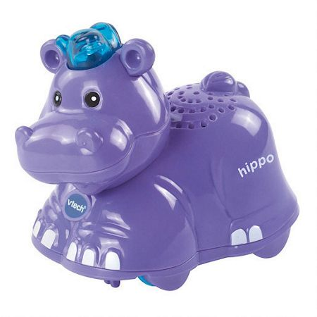 Vtech Toot toot animals - hippo