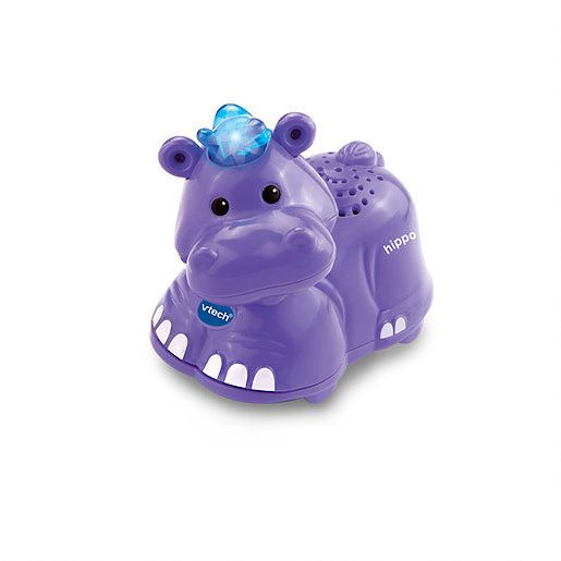 Toot toot animals - hippo