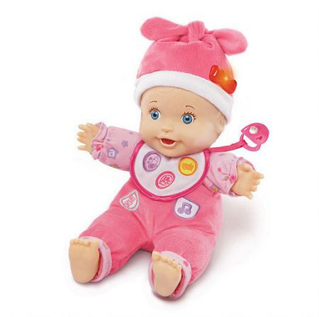 Vtech Grow with Me Baby Doll