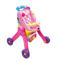 Vtech Little love 3 in 1 pushchair