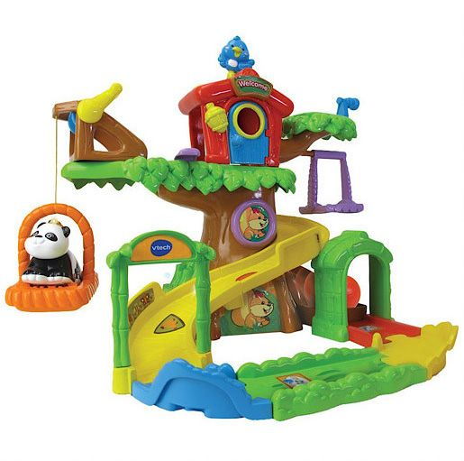 Toot Toot Animals Tree House