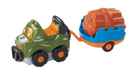 Vtech Toot Toot Drivers - Off Road Trailer