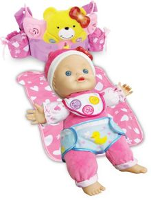 Vtech Little Love 3-in-1 Doll Carrier