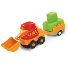 Vtech Toot-Toot Drivers Digger with Trailer