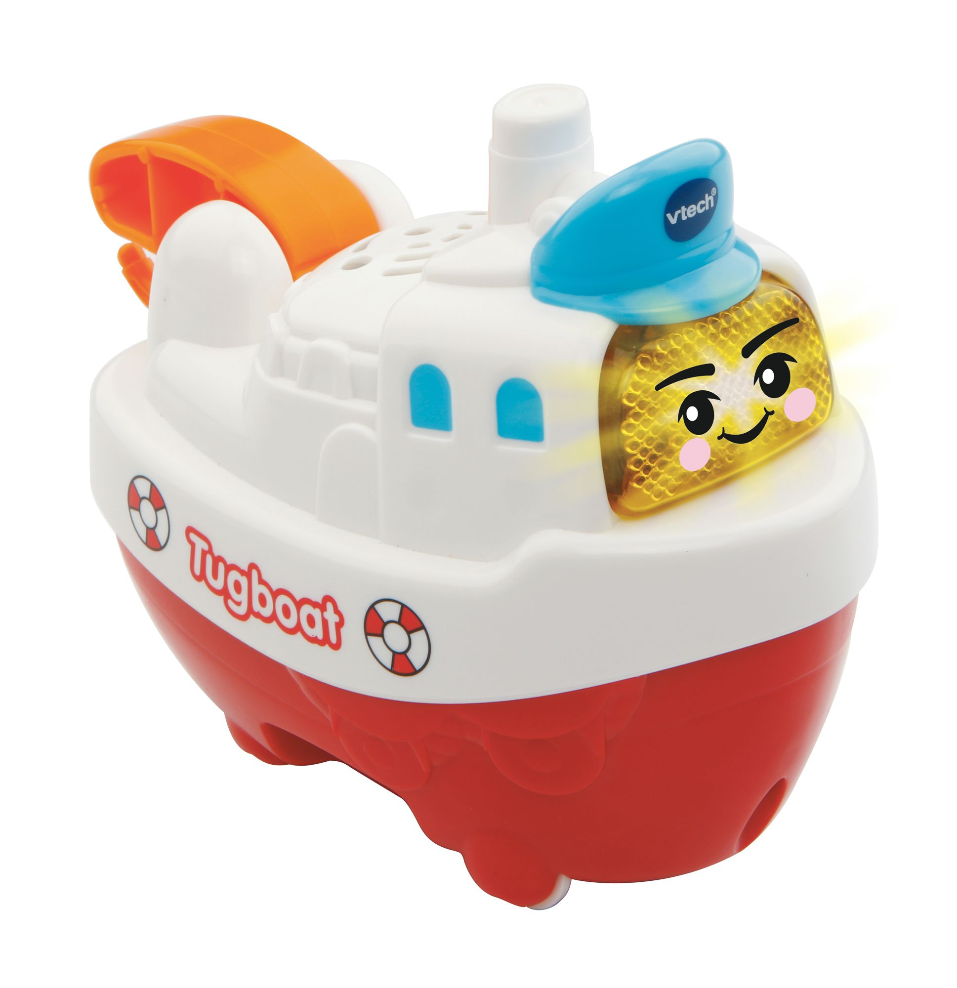Vtech TootToot Splash  Tug Boat