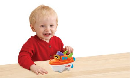 Vtech Toot-Toot Splash - Speed Boat