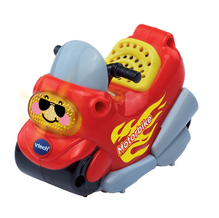 Vtech TootToot Drivers  Motorbike