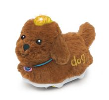 Vtech Toot-Toot Animals - Furry Brown Dog