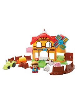 Toot-Toot Friends Farm House