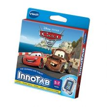 Vtech Innotab game - cars 2