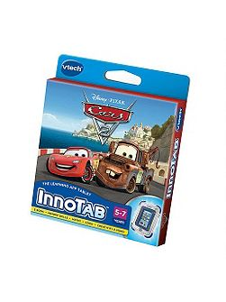 Innotab game - cars 2