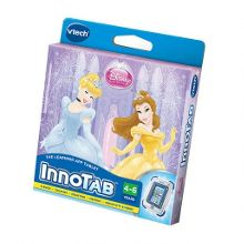 Vtech Innotab game - disney princess