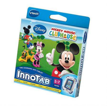 Vtech innotab mickey mouse clubhouse