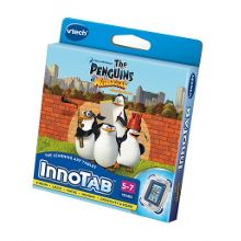 Innotab game - penguins of madagascar