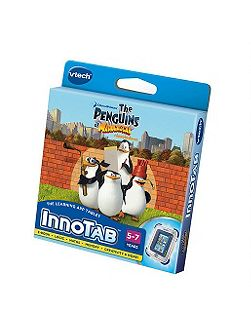 Vtech Innotab game - penguins of madagascar