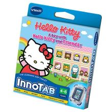 Vtech Vtech innotab game - a day with hello kitty and f