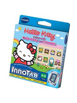 Vtech innotab game - a day with hello