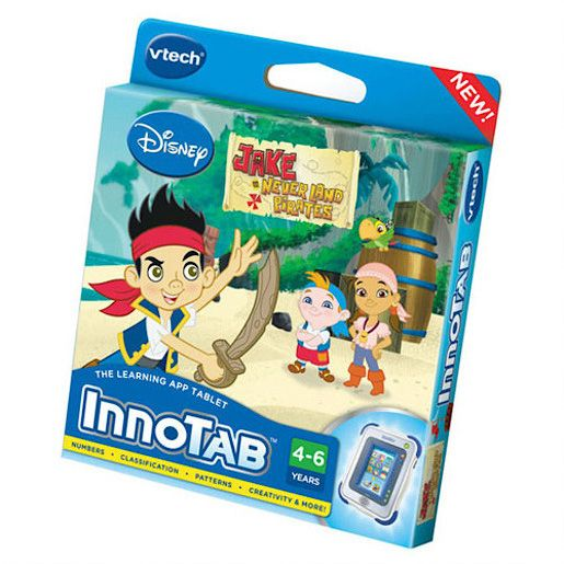 Vtech Innotab game - jake and the never land pirates