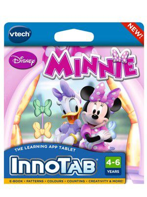 Vtech innotab minnie mouse