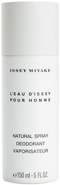 Issey Miyake 150ml L`Eau d`Issey Pour Homme Deodorant Spray