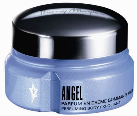 Mugler Angel Perfumed Exfoliant Cream 200ml