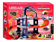 Majorette Urban Garage with Diecast Car