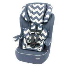 1, 2, 3 High Back Booster Seat