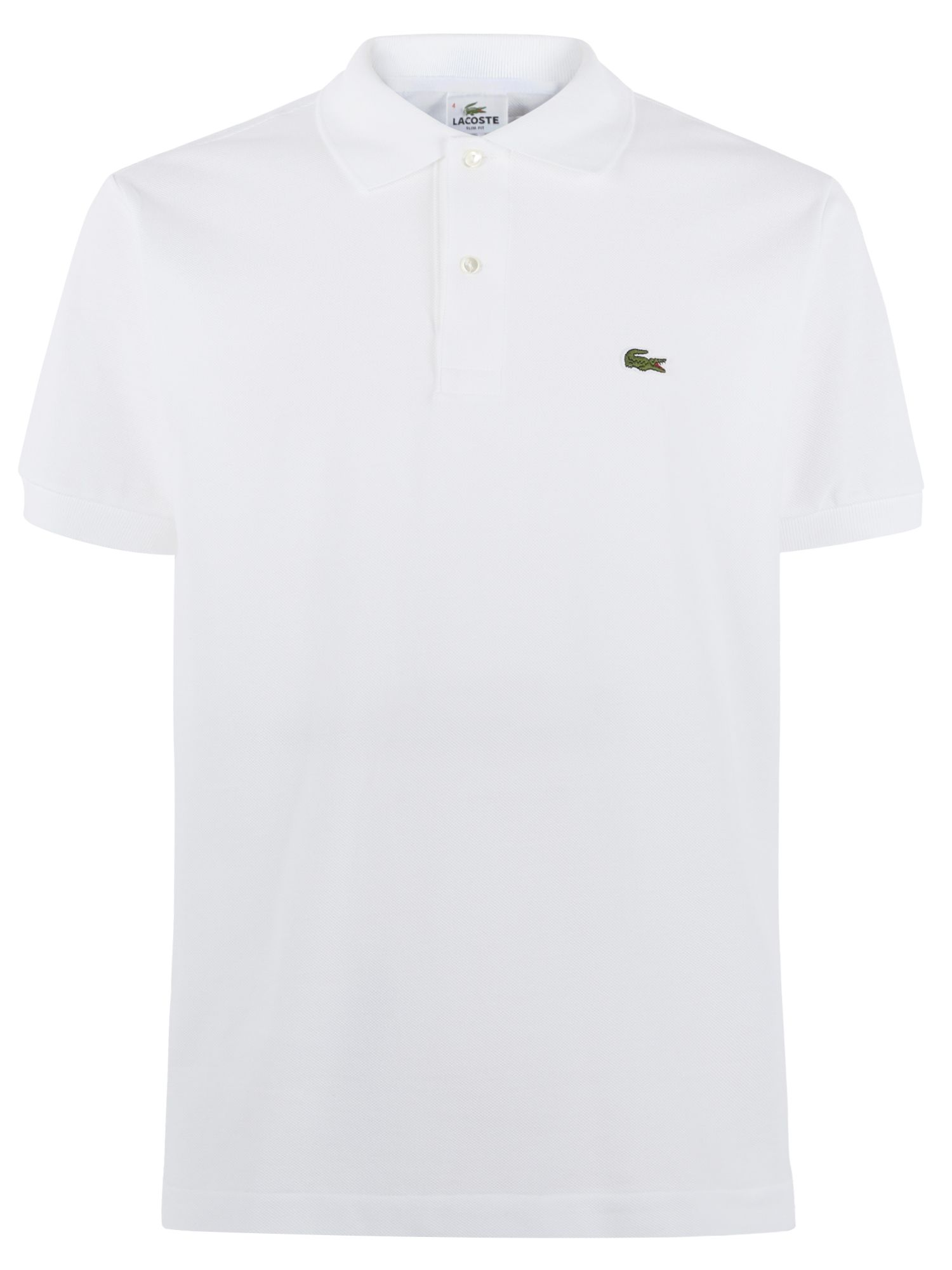 Men's Lacoste Classic L.12.12 Polo, White