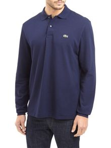 Lacoste Long-sleeve Classic L.12.12 Polo Shirt