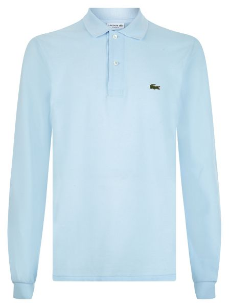Lacoste Long sleeved classic polo
