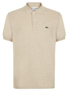 Lacoste 2 ply regular pique polo