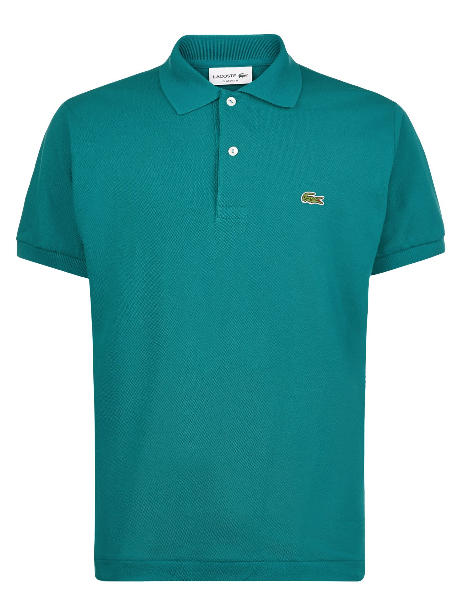 Men's Lacoste Classic L.12.12 Polo, Emerald Green