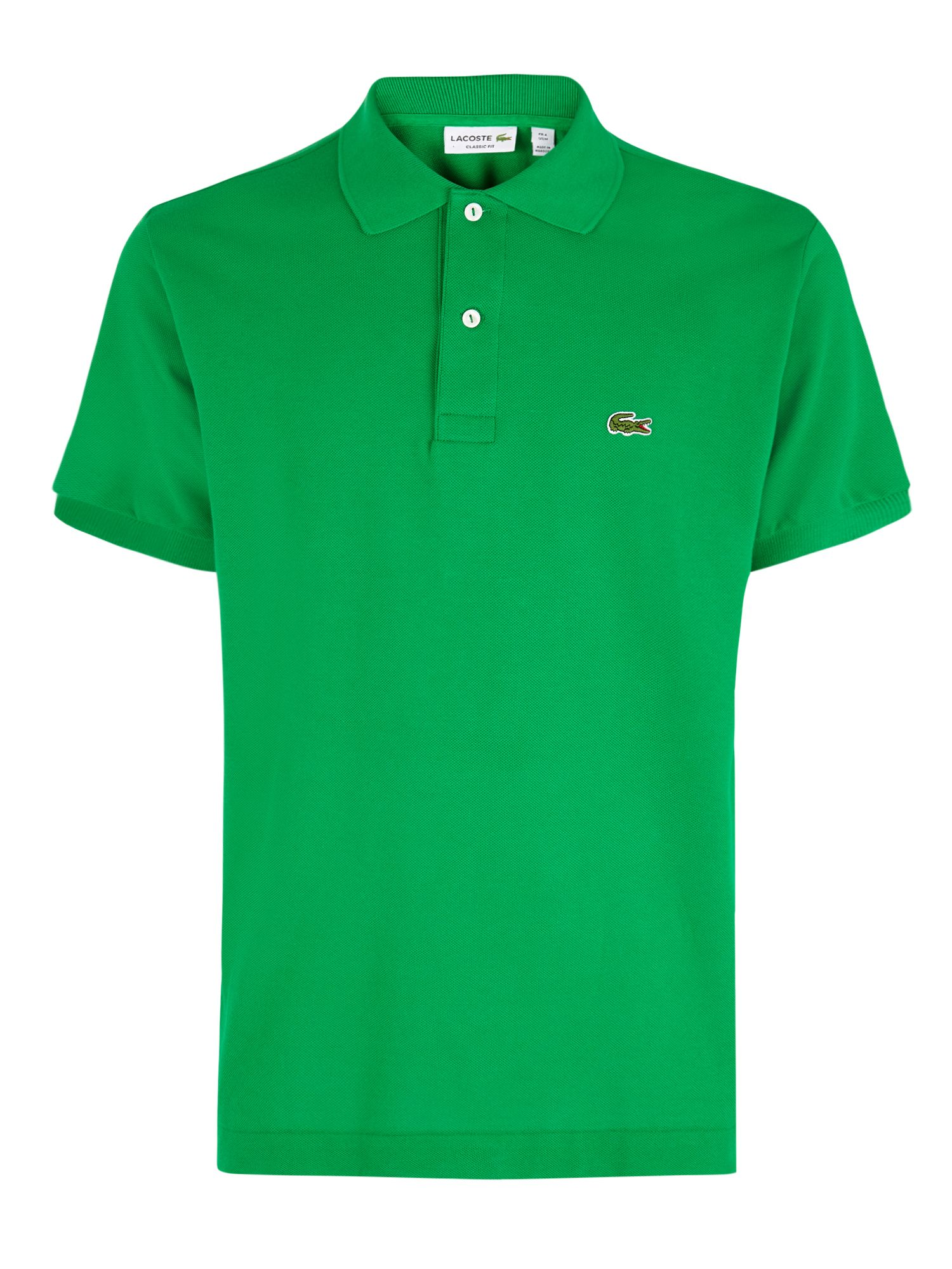 Men's Lacoste Classic L.12.12 Polo, Dark Green