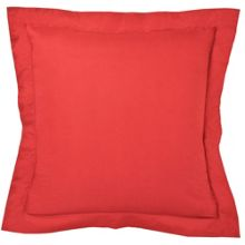 Olivier Desforges Alcove rouge pillow case 65x65