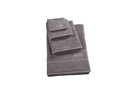 Hugo Boss Plain concrete bath 70x140