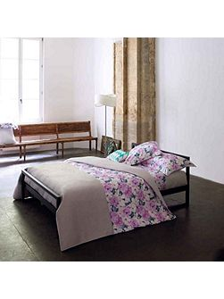 Givre lilas double flat sheet