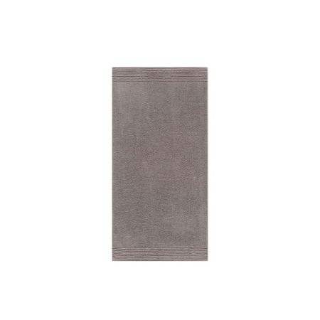 Olivier Desforges Alizee taupe hand towel 50x100