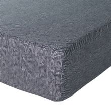 Hugo Boss Skyline night single fitted sheet