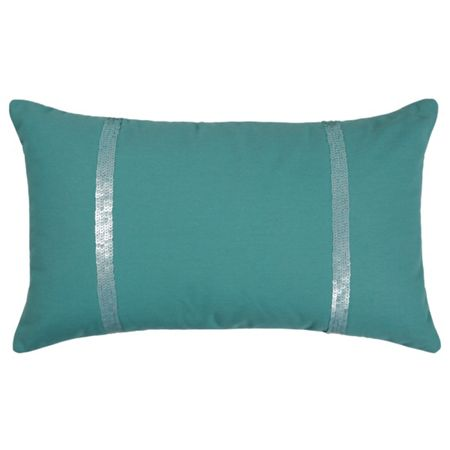 Olivier Desforges Palazzo lagon cushion cover 30x50