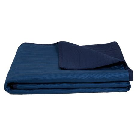 Hugo Boss Voice blue bed cover 230x250