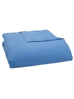 Alcove azur double duvet cover