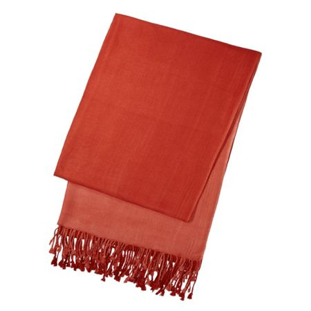 Olivier Desforges Cascade Grenadine Throw
